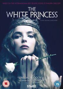 The White Princess : The Complete Season / Series (2 Disc DVD Set) Jodie Comer