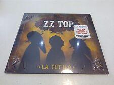 ZZ TOP LA FUTURA NEW CD - PLEASE READ FULL DESCRIPTION BELOW