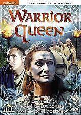 WARRIOR QUEEN - THE COMPLETE SERIES NEW DVD
