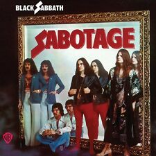 Black Sabbath - Sabotage [New CD]