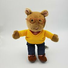 New ListingVintage 2000 Pbs Arthur Plush Stuffed Toy Bear Large Collectible by Marc Brown