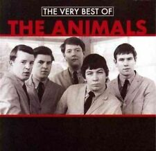 Very Best of The Animals 0018771889922 CD