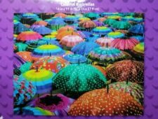 New 500 Piece Jigsaw Puzzle (Colorful Umbrellas)