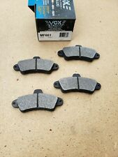 VGX MF661 Disc Brake Pad Set, Rear NOS