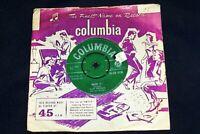 Cliff Richard 45 Move It / SCHOOLBOY CRUSH  45-DB4178 COLUMBIA '' ORIGINAL ''