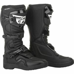Fly Racing Maverik Boots - Black, All Sizes