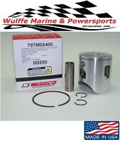 Honda Wiseco CR125R Pro Lite Piston Kit 2004 Standard Bore 54mm