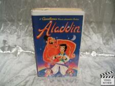 Aladdin VHS Large Case Goodtimes Feature