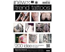 Dotwork Reference Book Trend Tattoos 64-pages Color Black White Photo Design