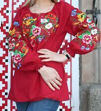 Ukrainian Embroidered blouse Vyshyvanka Embroidery