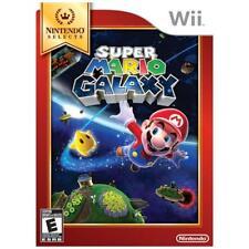 NINTENDO WII - Super Mario Galaxy Select