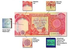 IRAQI DINAR-IQD, 500,000, (20-25,000 Notes)-*UNCIRCULATED-MINT CONDITION*-Iraq