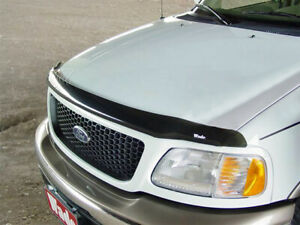 Bug Shield /& In-Channel Wind Deflectors 2007-2017 Ford Expedition