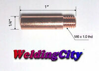 50 MIG Welding Gun Contact Tips 11-45 .045 for Tweco Mini/#1 Lincoln Magnum 100L