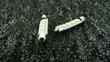 RANGE ROVER 39mm 4 SMD LED 239 272 C5W CANBUS WHITE INTERIOR LIGHT FESTOON BULB