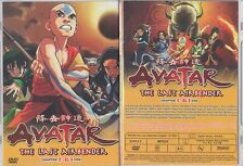DVD Avatar The Last Airbender Chapter 1-61 END ( English Version )