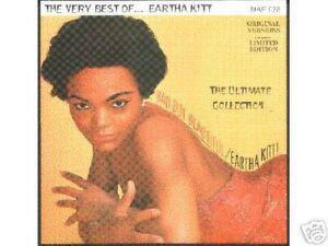 EARTHA KITT - The very Best of Eartha Kitt - Rare CD