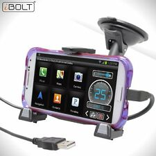 iBOLT xProDock Active Car Dock/Holder/Mount for Samsung Galaxy S3, S4, Note 2