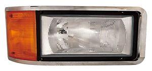 MACK CH612 CH613 CH600 1990-2007 RIGHT PASSENGER HEADLIGHT HEAD LIGHT FRONT LAMP