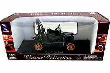 NEW RAY 1923  FORD MODEL T TOW TRUCK BLACK 1/32 NEW DIECAST CAR