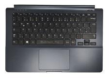 DE TopCase Tastatur Samsung ATIV Book 9 NP905S3G NP910S3G NP915S3G Handauflage