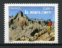 France Stamps 2019 MNH Monte Cinto Climbing Hiking Mountains Tourism 1v Set