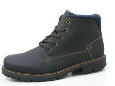 Rieker 37730-25 Schuhe Herren Stiefeletten Boots Lammwolle