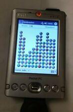 Dell Axim X30 Pocket Pc H202U stylus power Usb cables rhino skin case *Batt bad