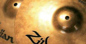 """Zildjian Hi Hats 13"""""""