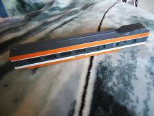 Caisse coque WAGON INTERMEDIAIRE CL1 TGV SUD EST ORANGE LIMA HO hull case rumpt