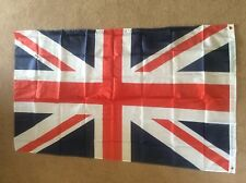 Union Jack British flag in original packaging 60 inches x 35 inch  in bag