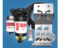 Pre Filter Kit Fuel Manager FM601DPK for Isuzu D-MAX 4JJ1TCX 3.0L 2012-17