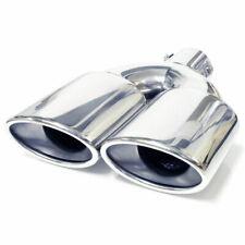 Twin Exhaust Tip Trim For Kia Ceed Sorento Sportage Magentis Optima Rio Shuma