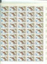 YVERT N° 1675 x 50 ISARD TIMBRES FRANCE NEUFS**