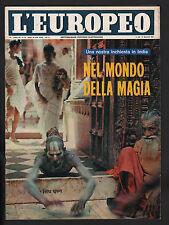 EUROPEO 22/1964 POLAROID LAND AUTOMATIC VON TRIPS MONZA BOLEX ZOOM REFLEX AGFA