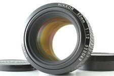 * Quasi Nuovo - * Nikon Ai-S AIS Nikkor 50mm f/1.2 MF focale fissa standard dal Giappone