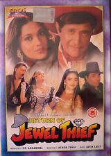 RETURN OF JEWEL THEIF - BOLLYWOOD DVD - EROS Bollywood indian movie dvd.