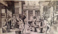 Virtud artes en Bolonia F. CURTI;Juan Maria Tamburini XVII siglo RARO