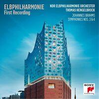 SINFONIEN 3 & 4 - HENGELBROCK,THOMAS/ELBPHILHARMONIEORCHESTER  CD NEU