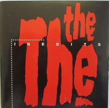"THE THE ( MATT JOHNSON) - FRANCE ONLY 4 TRACKS PROMO CD ""INÉDITS"""