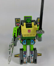 Transformers G1 SPRINGER Generation 1 Takara Hasbro Authentic Complete