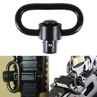 Quick release QD mount sling swivel for seperating alloy buckES