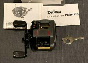 Daiwa Baitcasting Reel Procaster Tournament PT33P 5.1:1 Retrieve JAPAN IN BOX