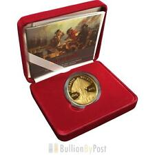 2005 - Gold Five Pound Proof Coin, Horatio Nelson