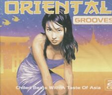 ORIENTAL GROOVES - VARIOUS ARTISTS - on 2 CD'S - BOXED SET -