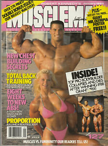 MuscleMag International - Bodybuilding January 1993