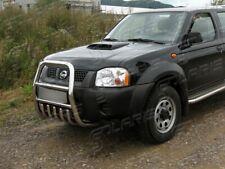 Nissan NP300 2008+ | FRONT HIGH BULLBAR , BULL BAR , A-BAR , STAINLESS STEEL