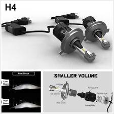 2Pcs 48W H4/9003/HB2 Car Hi-Lo Beam Headlight Fog Light LED Bulb DC12V-24V IP68