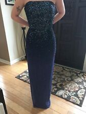 Prom Dress - Designer: SEAN COLLECTION, Size: 4