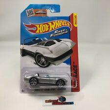 Corvette Grand Sport Roadster * Fast & Furious * 2015 Hot Wheels * WA12